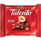 Chocolate ao Leite Avelãs 25g 1 UN Talento