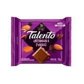 Chocolate Amêndoas e Passas 25g 1 UN Talento
