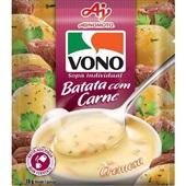 Sopa de Batata com Carne 18g 1 UN Vono