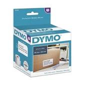 Etiqueta para Impressora Térmica 5,9x10,2cm 30256 CX 300 UN Dymo
