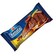 Bolo de Chocolate com Recheio de Chocolate 250g 1 UN Renata