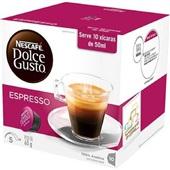 Cápsula de Café Espresso Dolce Gusto 6g CX 10 UN Nescafé