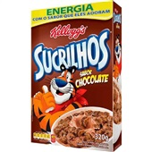 Cereal Sucrilhos Chocolate 320g Kellogg's