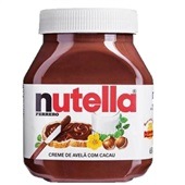 Creme de Avelã Nutella 650g Ferrero