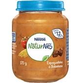 Papinha Sabor Bolonhesa Espaguetinho 170g Nestlé