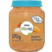 Papinha Sabor Risotinho de Frango 170g Nestlé