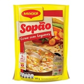 Sopão Carne com Legumes 200g 1 UN Maggi