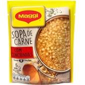 Sopa Maggi Sabor de Carne com Conchinhas 63g Nestlé