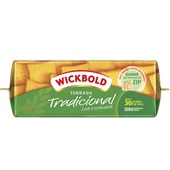 Torrada Tradicional 140g Wickbold