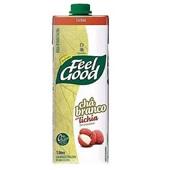 Chá Branco com Lichia 1L Feel Good