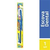 Escova de Dente Macia Azul 1 UN Sorriso