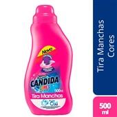 Alvejante sem Cloro 500ml Roupas Coloridas 1 UN Super Candida