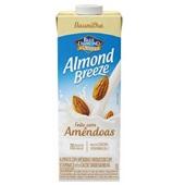 Bebida Vegetal com Amêndoas Almond Breeze Sabor Baunilha 1L 1 UN Piracanjuba
