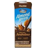 Bebida Vegetal com Amêndoas Almond Breeze Sabor Chocolate 1L 1 UN Piracanjuba