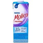 Leite UHT Desnatado + Proteína Zero Lactose 1L 1 UN Nestlé