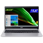 Notebook Aspire 5 i5 W10 8GB 256GB SSD 15.6