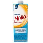 Leite UHT Desnatado Vitaminas Zero Lactose 1L 1 UN Nestlé