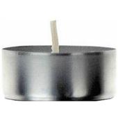 Vela Tealight 1,6x3,4cm PT 100 UN Velas Bistrot