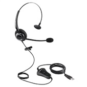 Headphone Conector USB 1 UN Intelbras