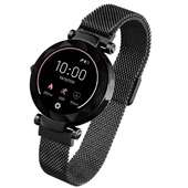 Relógio Smartwatch Paris Android/IOS Preto ES267 Atrio