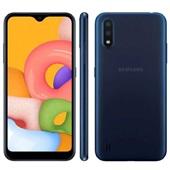 Smartphone Galaxy A01 32GB Azul 1 UN Samsung