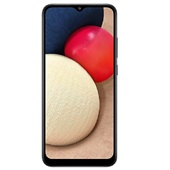 Smartphone Galaxy A02S Preto 1 UN Samsung