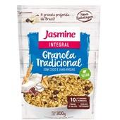 Granola Integral Tradicional 300g 1 UN Jasmine