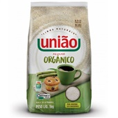 Açúcar Cristal Orgânico 1kg 1 UN União