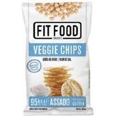 Fit Food Veggie Chips Grão de Bico Flor de Sal 40g 1 PT Tyrrels