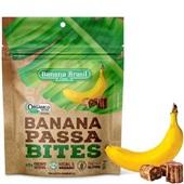 Bites Banana Passa Orgânico 50g 1 PT Banana Brasil