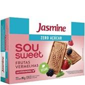 Sou Sweet Zero Frutas Vermelhas 90g CX 3 UN Jasmine
