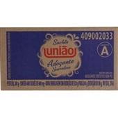 Adoçante em Pó Sucralose 0,6g Sachê CX 400 União