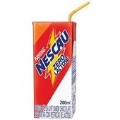 Bebida Láctea Nescau Zero Lactose Chocolate 200ml 1 UN Nestlé