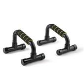 Apoio para Flexão Fitness Preto e Neon ES240 2 UN Atrio
