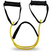 Elástico Extensor para Braços e Pernas Leve T28-L 1 Amarelo UN Acte