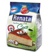 Mistura para Preparo de Bolo de Coco 400g 1 UN Renata