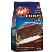 Mistura para Bolo 400g Chocolate Apti