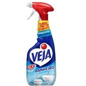 Limpador para Banheiro Oxi Antibac Ativo Gatilho 30% Off 1 UN Veja
