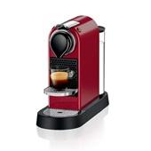 Cafeteira Elétrica CitiZ C113 110V Vermelha 1 UN Nespresso