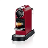 Cafeteira Elétrica CitiZ C113 220V Vermelha 1 UN Nespresso