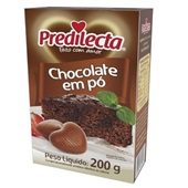 Chocolate em Pó 200g Predilecta