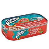 Sardinha com Molho de Tomate 125g Coqueiro