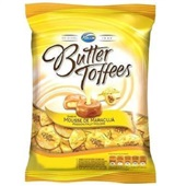 Bala Butter Toffees Mousse de Maracujá 100g Arcor