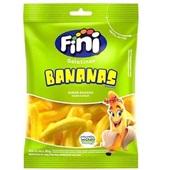 Bala de Gelatina Bananas 90g 1 UN Fini