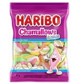Marshmallows Chamallows Cables 80g Haribo