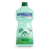 Álcool Etílico Líquido para Limpeza 46°inpm Bacfree Brisa de Eucalipto 1L 1 UN Coperalcool