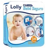 Kit Casa Bebê Seguro com 34 Peças 1 CX Lolly