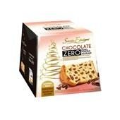 Panettone com Gotas de Chocolate Zero Áçucar 400g 1 UN Santa Edwiges