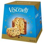 Panettone Frutas 750g 1 UN Visconti