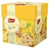 Panettone Limão Siciliano e Passas Brancas 500g 1 UN Bauducco